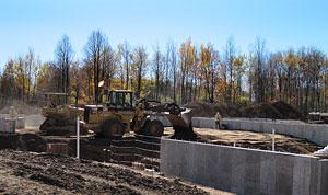 Industrial Site Preparation